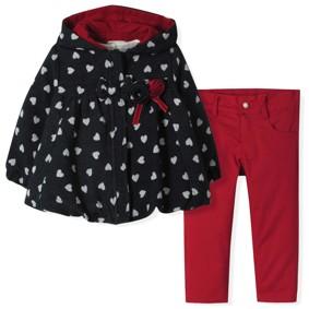 Костюм 3 в 1 для девочки Baby Rose (код товара: 4558): купить в Berni