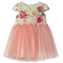 Нарядное Платье для девочки Baby Rose (код товара: 4552)