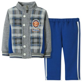 Утеплений костюм для хлопчика Estella (код товару: 4589): купити в Berni