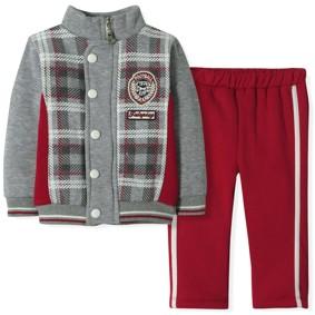 Утеплений костюм для хлопчика Estella (код товару: 4590): купити в Berni