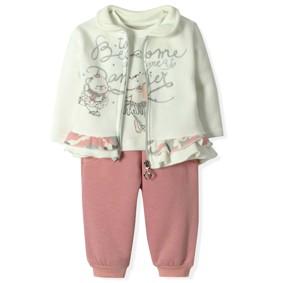 Утепленный костюм 3 в 1 для девочки Estella (код товара: 4580): купить в Berni