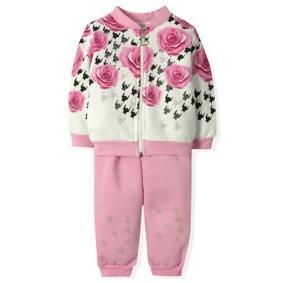 Утепленный костюм для девочки Estella (код товара: 4531): купить в Berni