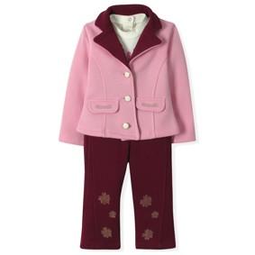 Утепленный Костюм для девочки Estella (код товара: 4547): купить в Berni