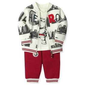 Утепленный костюм для мальчика Estella (код товара: 4575): купить в Berni
