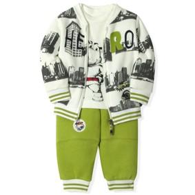 Утепленный костюм для мальчика Estella (код товара: 4576): купить в Berni