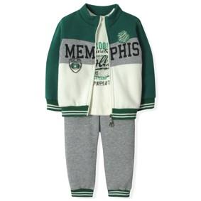 Утепленный костюм для мальчика Estella (код товара: 4578): купить в Berni