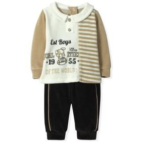 Велюровый Костюм для мальчика Estella (код товара: 4532): купить в Berni