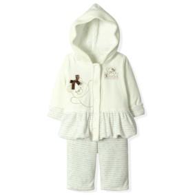 Велюровый костюм на флисе Estella (код товара: 4546): купить в Berni
