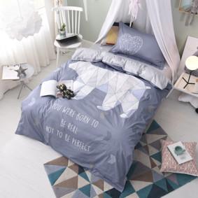 Комплект постельного белья Белый медведь (полуторный) (код товара: 45063): купить в Berni