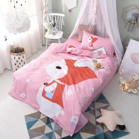 Комплект постельного белья Красная Шапочка (полуторный) (код товара: 45070): купить в Berni