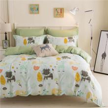 Комплект постельного белья Сафари (двуспальный-евро) (код товара: 45036)