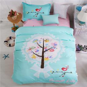 Комплект постельного белья Сладкая жизнь (полуторный) (код товара: 45068): купить в Berni