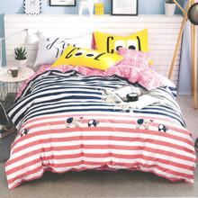 Комплект постельного белья Здорово! (двуспальный-евро) (код товара: 45076)