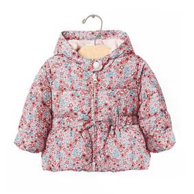 Куртка Цветы (код товара: 45083): купить в Berni