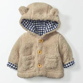 Куртка на флисе (код товара: 45084): купить в Berni