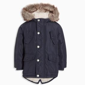 Куртка з хутром (код товару: 45086): купити в Berni