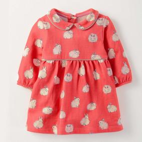 Платье для девочки Зайки (код товара: 45093): купить в Berni