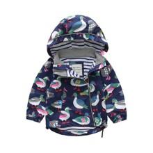 Детская куртка Птица оптом (код товара: 45135)