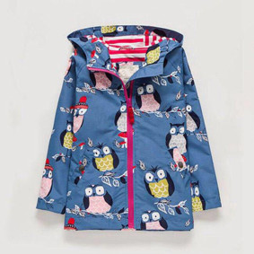 Детская куртка Совы (код товара: 45143): купить в Berni