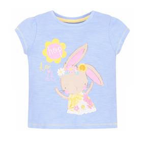 Футболка для девочки Кролик (код товара: 45104): купить в Berni