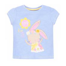 Футболка для дівчинки Кролик (код товара: 45104)