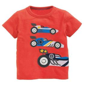 Футболка для мальчика Машины (код товара: 45101): купить в Berni