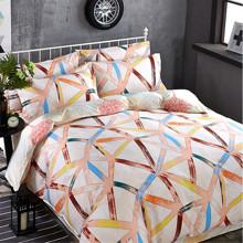 Комплект постельного белья Абстрактные деревья (двуспальный-евро) (код товара: 45119)
