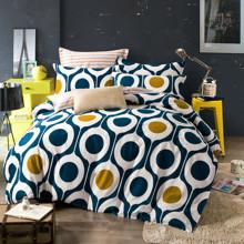 Комплект постельного белья Бусы (двуспальный-евро) оптом (код товара: 45127)