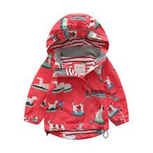 Куртка детская демисезонная Собачки (код товара: 45144)
