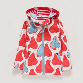 Куртка для девочки Груши (код товара: 45140): купить в Berni