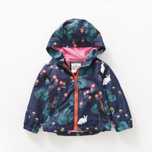 Куртка для дівчинки Сад (код товара: 45142)