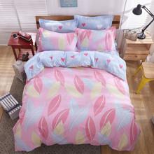 Комплект постельного белья Любящие сердца будут счастливы (двуспальный-евро) оптом (код товара: 45286)