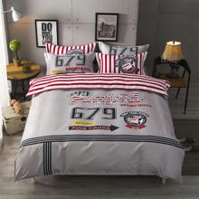 Комплект постельного белья Путешествие (двуспальный-евро) (код товара: 45326)