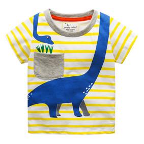 Футболка для мальчика Динозавр (код товара: 45452): купить в Berni