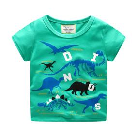 Футболка для мальчика Динозавры (код товара: 45439): купить в Berni