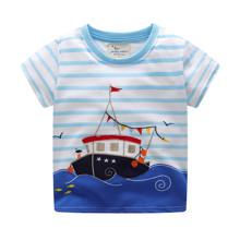 Футболка для мальчика Корабль (код товара: 45430)