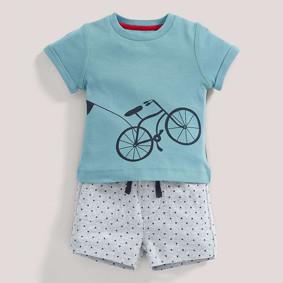 Костюм 2 в 1 Велосипед оптом (код товара: 45423): купить в Berni