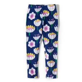 Леггинсы для девочки Цветы (код товара: 45494): купить в Berni