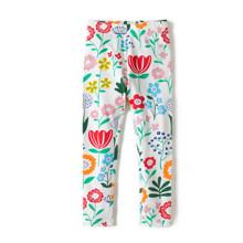 Леггинсы для девочки Цветы оптом (код товара: 45495)