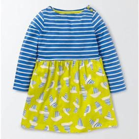 Платье для девочки Чайки (код товара: 45479): купить в Berni