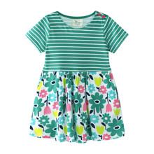 Платье для девочки Цветы (код товара: 45466)