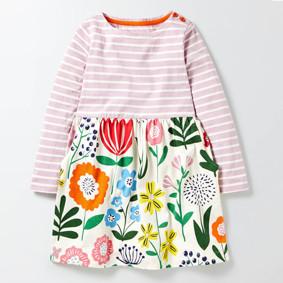 Платье для девочки Цветы (код товара: 45482): купить в Berni
