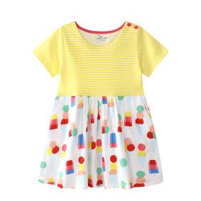 Платье для девочки Мороженое (код товара: 45478): купить в Berni