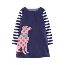 Платье для девочки Пес (код товара: 45465)