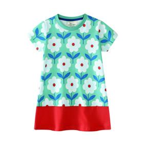 Платье для девочки Ромашки (код товара: 45470): купить в Berni