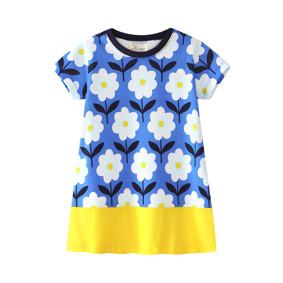 Платье для девочки Ромашки (код товара: 45471): купить в Berni