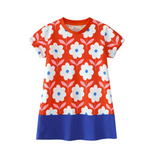 Платье для девочки Ромашки (код товара: 45472)
