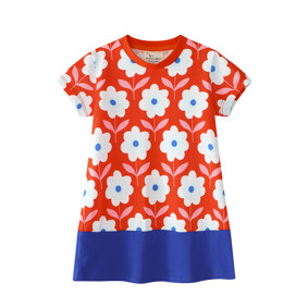 Платье для девочки Ромашки (код товара: 45472): купить в Berni