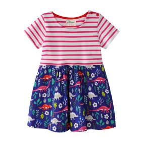 Платье для девочки Юрский парк (код товара: 45477): купить в Berni