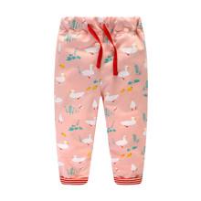 Штани для дівчинки Лебеді (код товара: 45486)
